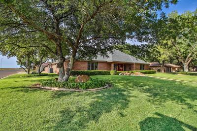 Brownfield, Meadow Single Family Home For Sale: 1812 E Carter Drive