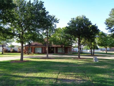 Wolfforth Single Family Home For Sale: 8704 153rd Street