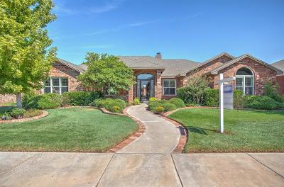 Lubbock Single Family Home Contingent: 6120 77th Street