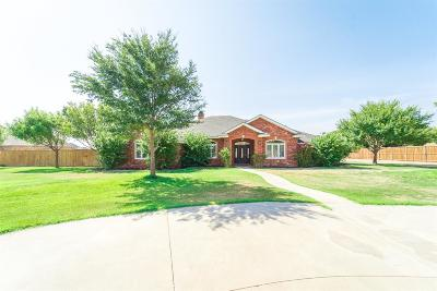Lubbock Single Family Home For Sale: 5319 County Road 7560