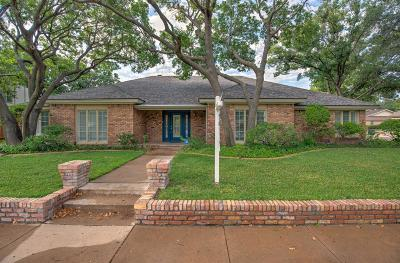 Lubbock Single Family Home For Sale: 4713 96th Street