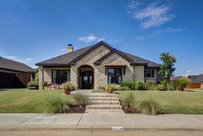 Lubbock Single Family Home For Sale: 4504 101st Street
