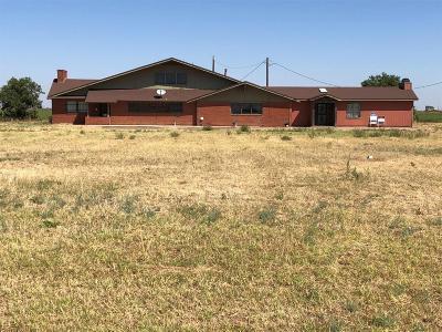 Slaton Single Family Home For Sale: 11909 E Farm Road 40
