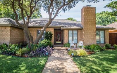 Lubbock Single Family Home For Sale: 7708 York Avenue