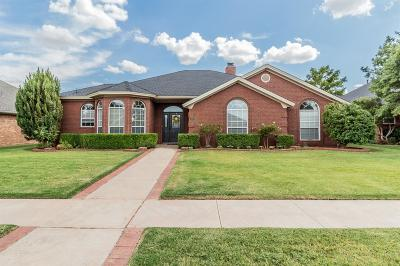 Lubbock Single Family Home For Sale: 4903 102nd Street
