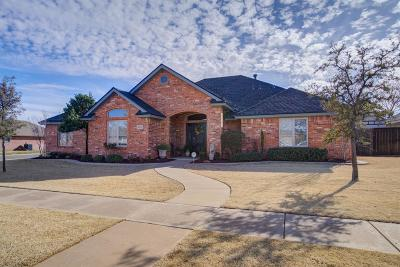Lubbock Single Family Home For Sale: 4601 109th Street