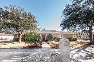Lubbock Single Family Home For Sale: 8429 Wayne Avenue