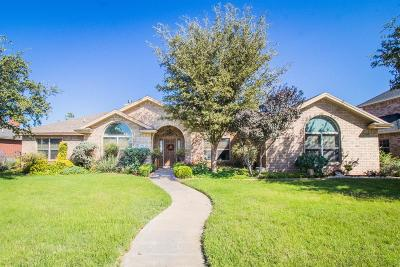 Lubbock Single Family Home For Sale: 5906 110th Street