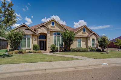 Lubbock Single Family Home For Sale: 3902 104th Street