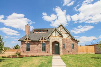Wolfforth Single Family Home For Sale: 603 Calvin Drive