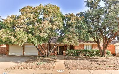 Slaton Single Family Home For Sale: 1418 Quaker Street