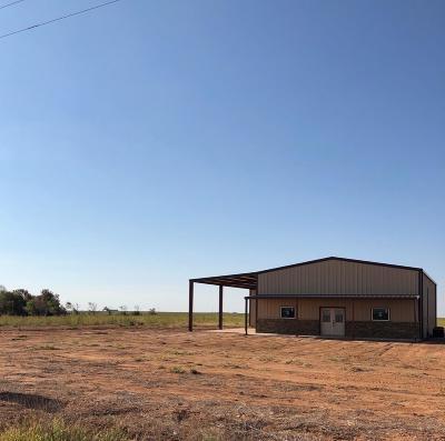 Slaton Single Family Home For Sale: 12414 E County Road 6610