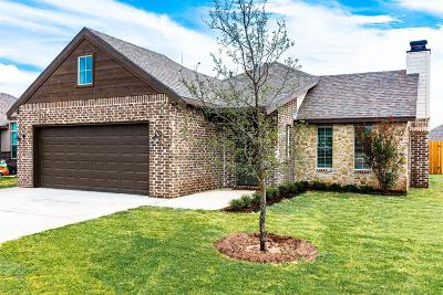 Lubbock Single Family Home For Sale: 2319 103rd Street