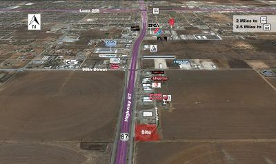 Lubbock Residential Lots & Land For Sale: 10501 Us Highway 87