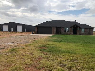Slaton Single Family Home For Sale: 12324 E County Road 6610