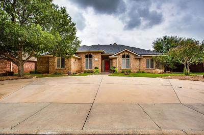 Lubbock Single Family Home For Sale: 5619 84th Street