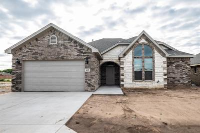 Lubbock Single Family Home For Sale: 9612 Hope