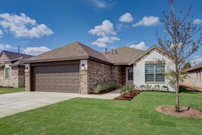 Lubbock Single Family Home For Sale: 1526 79th Street