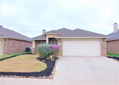 Lubbock Single Family Home For Sale: 7016 96th Street