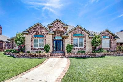 Lubbock Single Family Home For Sale: 6015 85th Street
