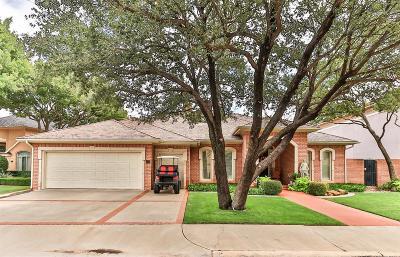 Lubbock Garden Home For Sale: 5010 91st Street