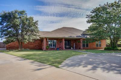 Lubbock Single Family Home For Sale: 6302 County Road 7405