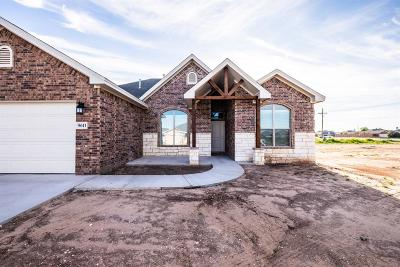 Lubbock Single Family Home For Sale: 9611 Huron
