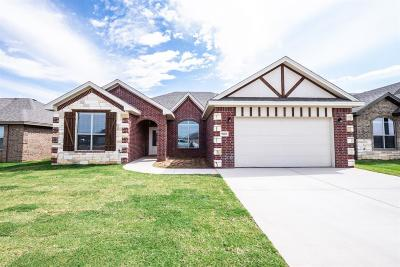 Lubbock Single Family Home For Sale: 9609 Hyden