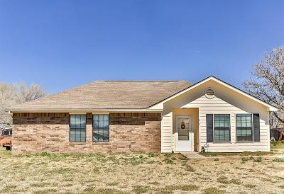 Bailey County, Lamb County Single Family Home Under Contract: 912 6th