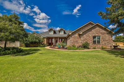Lubbock Single Family Home For Sale: 7208 County Road 7440