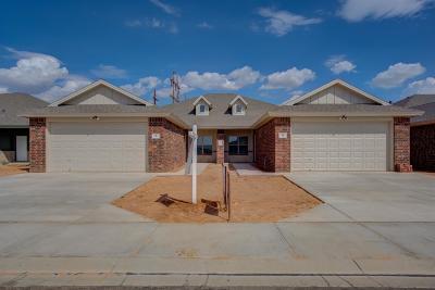 Lubbock Multi Family Home For Sale: 2409 Quitman
