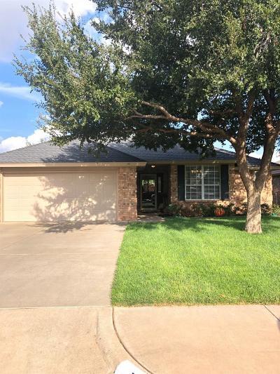 Lubbock Single Family Home For Sale: 132 N Utica Avenue