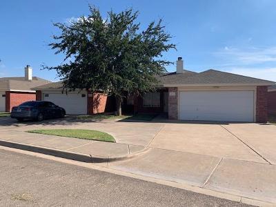 Lubbock Multi Family Home For Sale: 6013 3rd Street