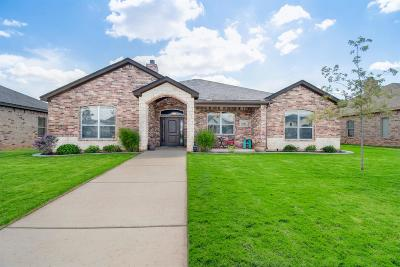 Lubbock Single Family Home For Sale: 3509 133rd Street