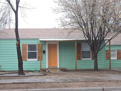 Lubbock Single Family Home For Sale: 2306 28th Street