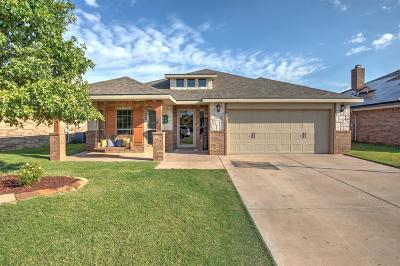 Lubbock Single Family Home For Sale: 6912 90th Street