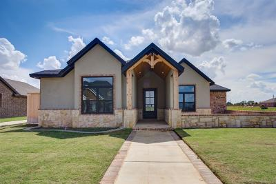 Lubbock Single Family Home For Sale: 5313 110th Street