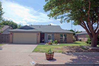 Lubbock Single Family Home For Sale: 5609 Duke Street