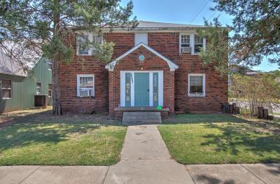 Lubbock Multi Family Home For Sale: 2223 15th Street