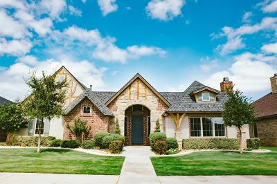 Lubbock Single Family Home For Sale: 3608 134th Street