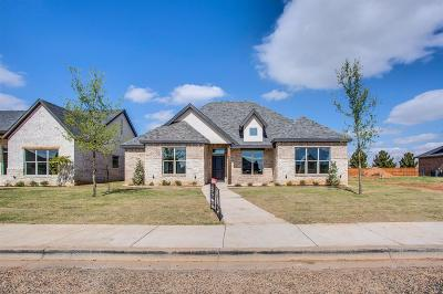 Wolfforth Single Family Home For Sale: 607 Calvin Drive