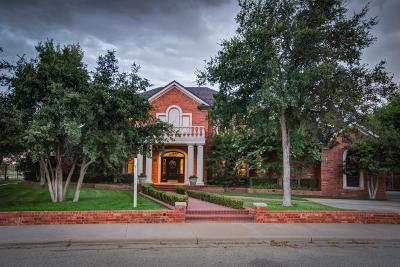 Lubbock Single Family Home For Sale: 9310 Raleigh Avenue