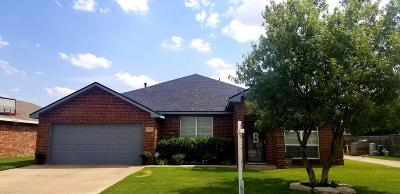 Lubbock Single Family Home For Sale: 5915 102nd Street