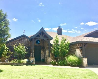 Wolfforth Single Family Home For Sale: 301 N 4th Street