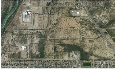 Laredo TX Commercial Lots & Land For Sale: $1,850,000