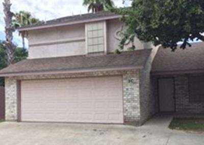 Laredo Condo/Townhouse For Sale: 8801 McPherson Rd #1B