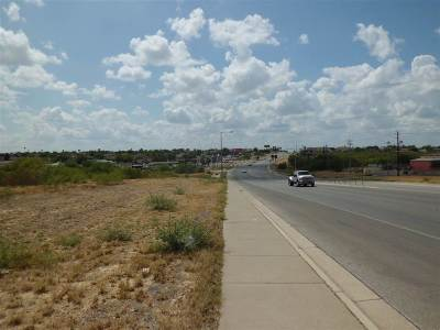 Laredo Commercial Lots & Land For Sale: 3900 Blk Jaime Zapata Memorial Hwy