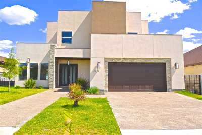 Laredo TX Single Family Home Active-Exclusive Agency: $330,000