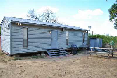 Zapata TX Mobile Home For Sale: $30,000