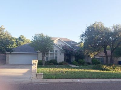 Laredo TX Single Family Home For Sale: $299,900